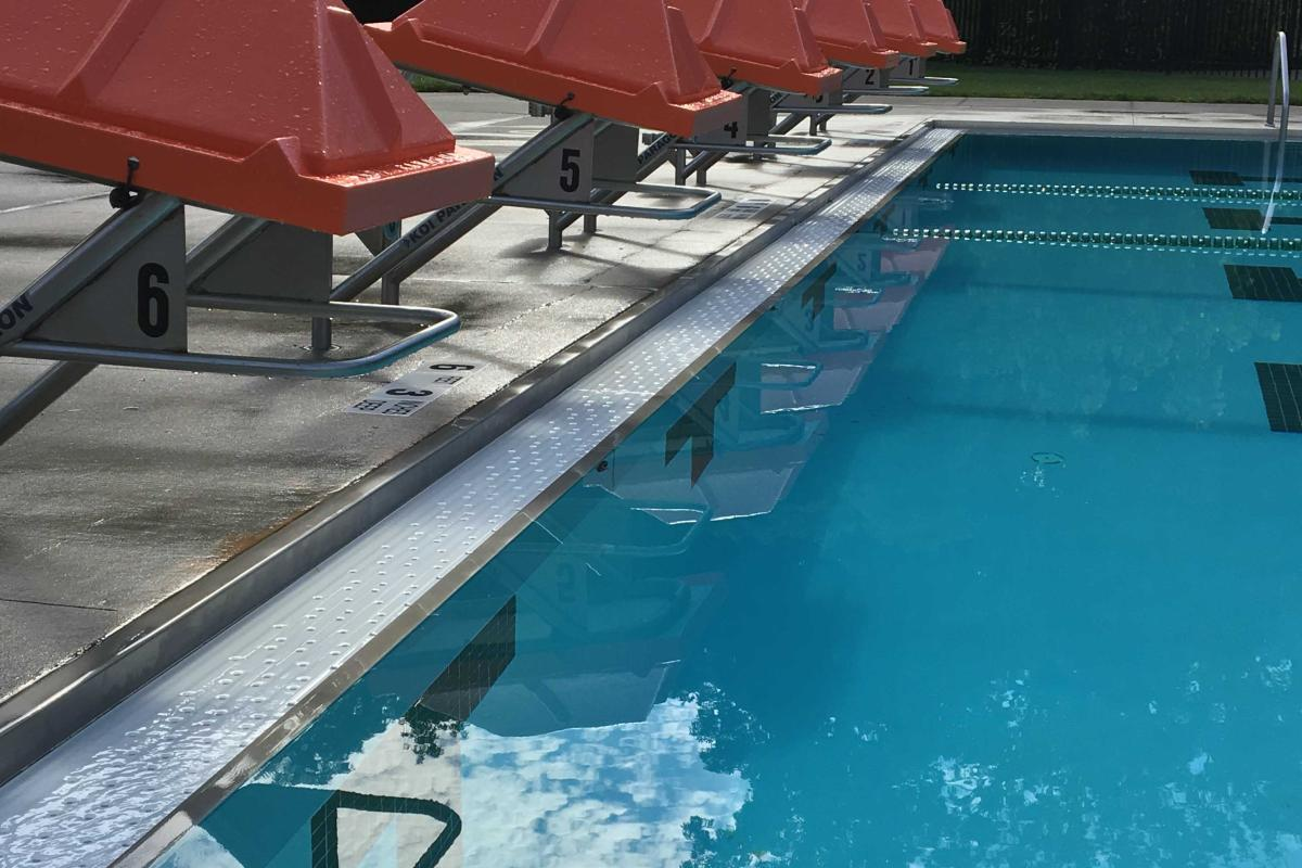 Ron Belmont Pool