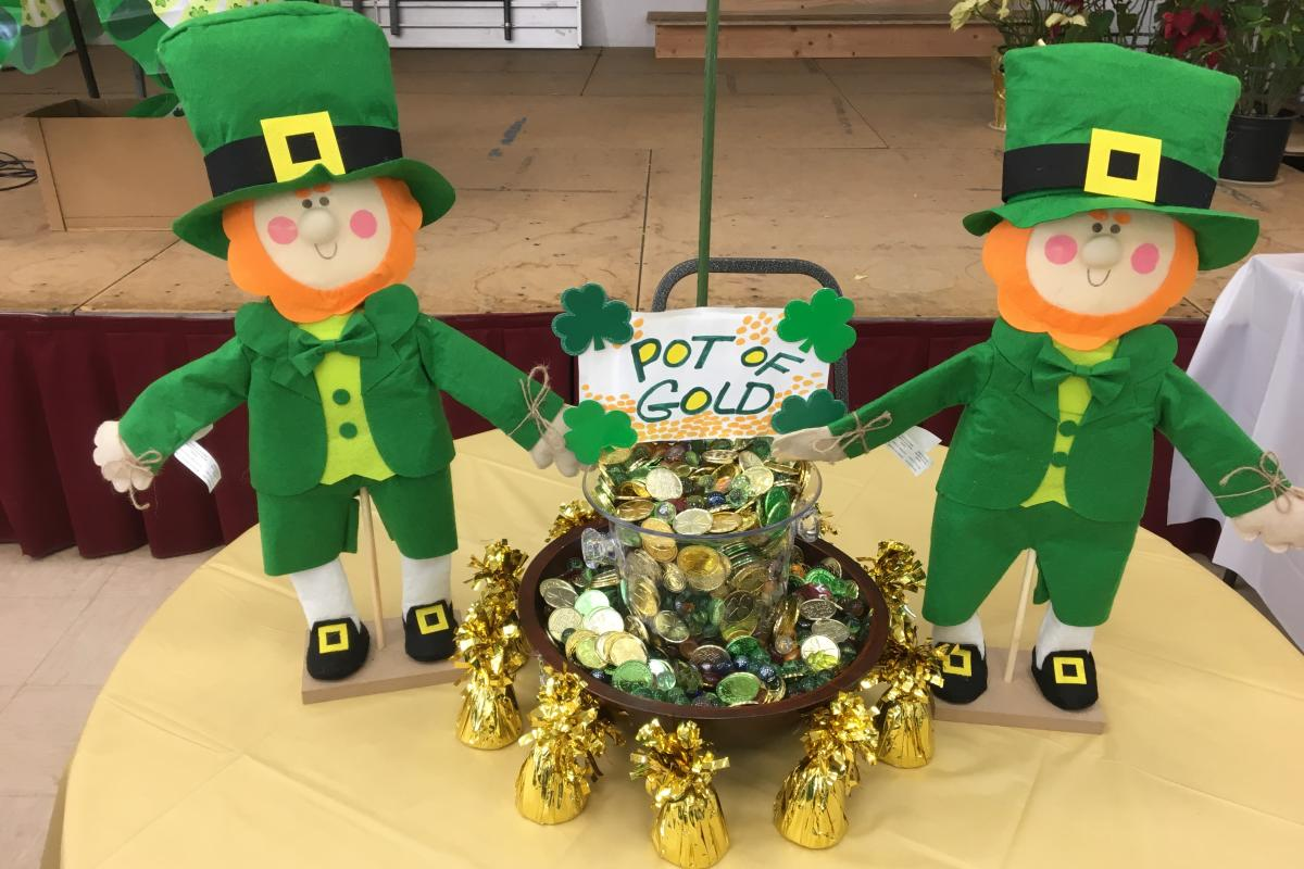 St Patrick's Day Luncheon -