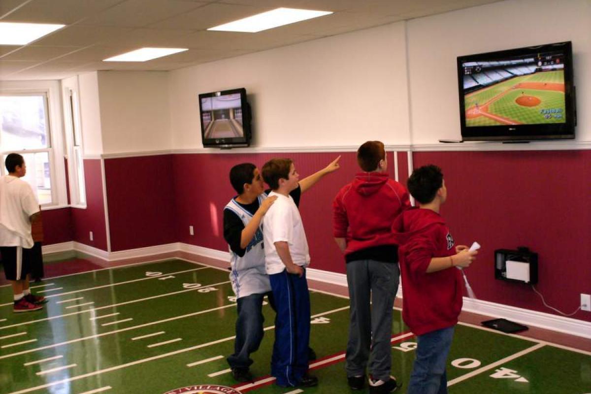 Sollazzo Center Game Room